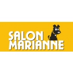 Psí salon Marianne – logo společnosti