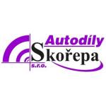 Autodíly Skořepa s.r.o. – logo společnosti