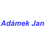 Adámek Jan, čistírna peří – logo společnosti