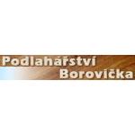 Borovička Jan - podlahářství – logo společnosti