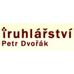 Dvořák Petr - okna, dveře – logo společnosti