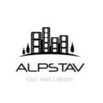 Milan Průša - ALPSTAV – logo společnosti