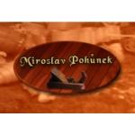 Miroslav Pohůnek - zakázkové truhlářství – logo společnosti