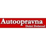Autoopravna s. r. o. Dolní Dobrouč – logo společnosti