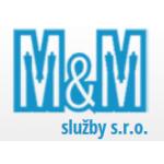 M&M služby s.r.o. – logo společnosti