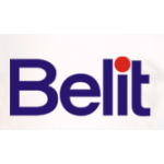 BELIT, spol. s r.o.- STAVEBNINY A PRÁCE AUTOJEŘÁBEM – logo společnosti