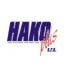 HAKO plus s.r.o. – logo společnosti