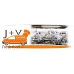 J+V FRESH FOOD s.r.o. – logo společnosti