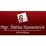 Mgr. Šárka Harantová, advokátka – logo společnosti