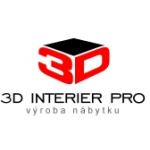 3D INTERIER PRO s.r.o. – logo společnosti