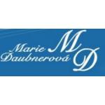 Marie Daubnerová - klobouky – logo společnosti