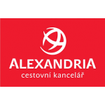 ALEXANDRIA, spol. s r.o. (pobočka Hradec Králové, Pražské Předměstí) – logo společnosti