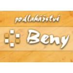 Beneš Miloslav - Podlahářství BENY – logo společnosti