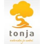Jandásková Jana - Tonja Okrasné zahradnictví – logo společnosti