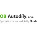 OB Autodíly, s.r.o. – logo společnosti