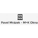 Mrázek Pavel - M+K Okna – logo společnosti