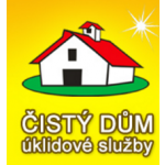 Koběrská Věra - Čistý dům - úklidové služby – logo společnosti