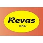 REVAS s.r.o. – Dřevostavby, foukaná izolace – logo společnosti