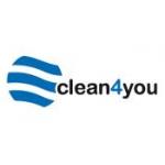 Clean4you s. r. o. – logo společnosti