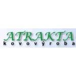 Oldřich Tuška - kovovýroba ATRAKTA – logo společnosti