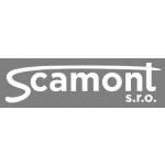 SCAMONT s.r.o.- Montáž lešení – logo společnosti