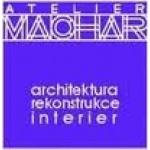 Ing.arch. PETR MACHAR – logo společnosti