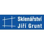 Grunt Jiří- sklenářství – logo společnosti