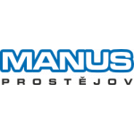 MANUS Prostějov, spol. s r.o – logo společnosti