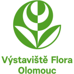 Výstaviště Flora Olomouc, a.s. – logo společnosti