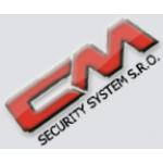 CM security system, s.r.o. – logo společnosti