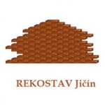 REKOSTAV Jičín, spol. s r.o. - výstavba rodinných domů na klíč – logo společnosti