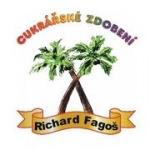 Richard Fagoš - Cukrářské zdobení – logo společnosti