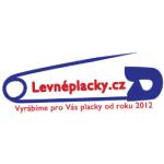 Ing. Miroslav Smrčina- LEVNÉPLACKY.CZ – logo společnosti