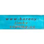 Monika Špičáková - bazény, jímky a septiky – logo společnosti