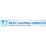 Anderová Martina, MUDr. – logo společnosti