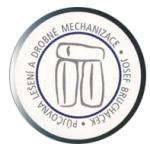 Josef Brucháček - půjčovna lešení a stavebního nářadí – logo společnosti