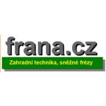 Zahradní technika Frána Roman – logo společnosti