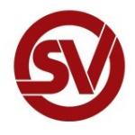 SV servisní, s.r.o. – logo společnosti