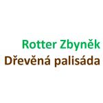 Rotter Zbyněk- Dřevěná palisáda – logo společnosti