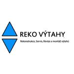 Reko výtahy - Luboš Jelínek – logo společnosti