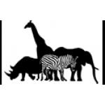 Česká asociace veterinárních lékařů volně žijících zvířat a zvířat zoologických zahrad – logo společnosti