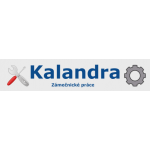 Kalandra Petr - zámečnictví – logo společnosti