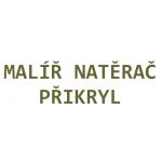 MALÍŘ - NATĚRAČ PŘIKRYL – logo společnosti