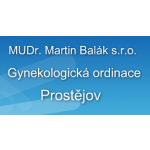 MUDr. Martin Balák s.r.o. – logo společnosti