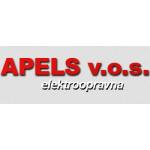 APELS, v.o.s. Prostějov – logo společnosti