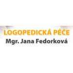 Mgr. Jana Fedorková LOGOPEDICKÁ PÉČE – logo společnosti