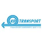KD TRANSPORT, mezinárodní zasílatelství, spol. s r.o. – logo společnosti