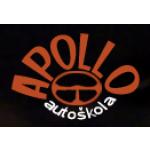 APOLLO 3P, s.r.o. - APOLLO Autoškola – logo společnosti
