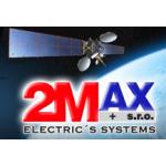 2MAX+ s.r.o. – logo společnosti