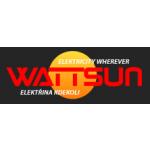 WATTSUN s.r.o. – logo společnosti